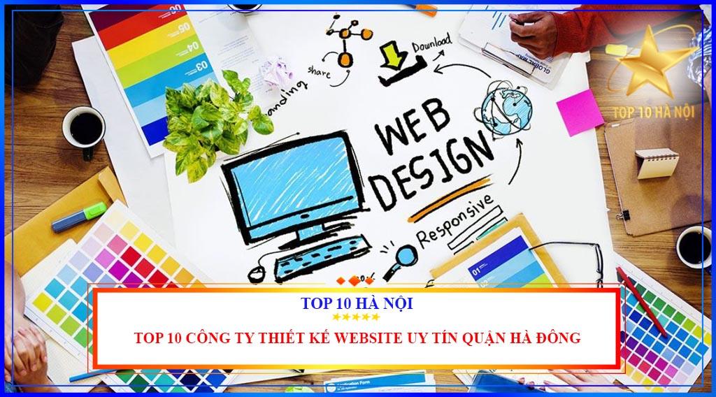 Công ty thiết kế website uy tín quận Hà Đông