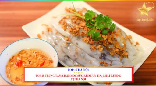 Địa điểm ăn vặt ngon và rẻ nhất tại Hà Nội