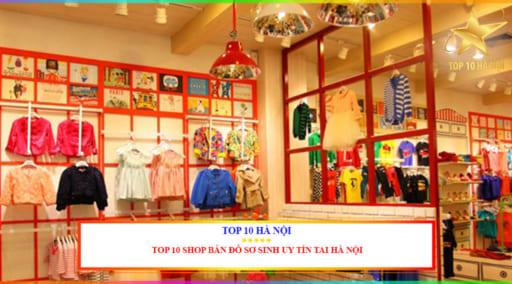 TOP 10 SHOP BÁN ĐỒ SƠ SINH TẠI HÀ NỘI