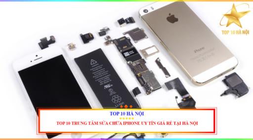 Trung tâm sửa chữa iphone uy tín giá rẻ