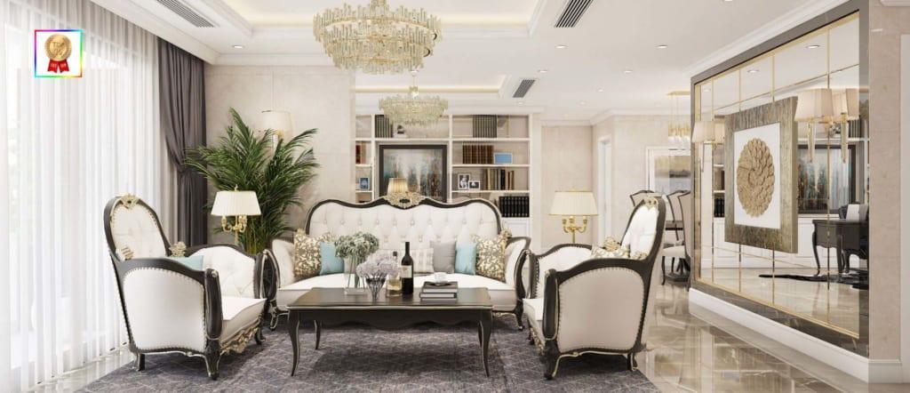 Công ty thiết kế nội thất home group