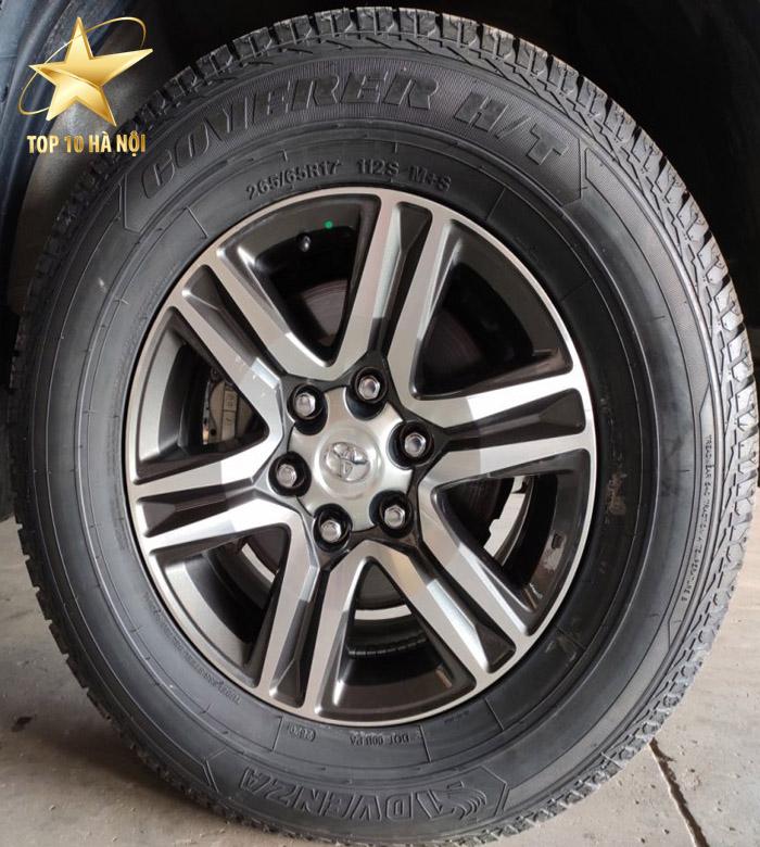 10 địa chỉ mua lốp ô tô Advenza