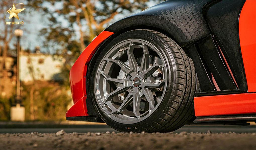 Phân phối lốp ô tô Milestar