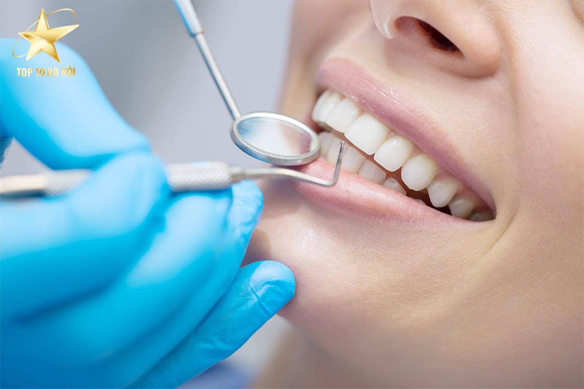 Nha khoa vệ sinh răng miệng uy tín Hà Nội
