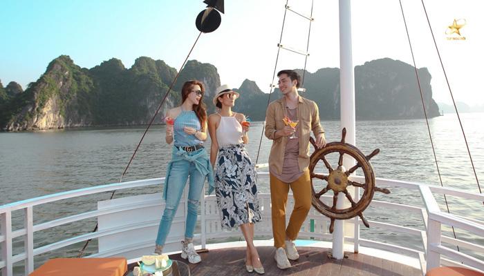 Trải nghiệm du thuyền Hạ Long